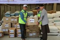 YEŞIL ÇAY - TİKA'dan Afganistan'a Gıda Yardımı
