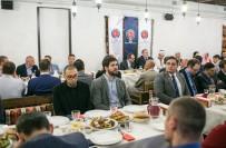 HACI BAYRAM - TİKA'dan Ukrayna'da İftar Yemeği