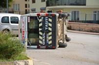 ÖĞRENCİ SERVİSİ - Tokat'ta Öğrenci Servisi İle Otomobil Çarpıştı Açıklaması 7 Yaralı