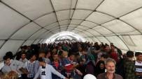 CİLVEGÖZÜ SINIR KAPISI - Ülkelerine Gitmek İsteyen Suriyeliler Öncüpınar'a Akın Etti