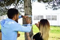 NAYLON POŞET - Uşak'ta 'Naylon Poşet Kullanımına Dur De Doğaya Can Ver' Projesi