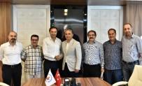 SAYIŞTAY - Uysal, Erzurumsporu Kutladı