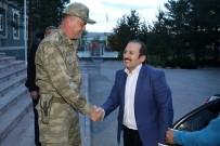 Vali Ali Hamza Pehlivan, İftarını Askerler İle Birlikte Yaptı