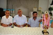 ŞAHIN ÖZER - Yeşilyurt Belediyespor'da Belirsizlik Sürüyor