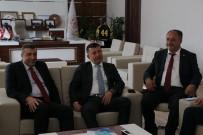 RAMAZAN ÖZCAN - Ağbaba'dan MTB'ye Ziyaret