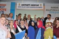 AK Parti'den Midyat'a Çıkarma