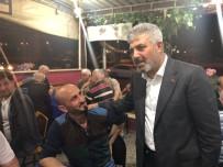 AK Parti Trabzon Milletvekilleri Günnar Ve Cora Seçim Çalışmalarını Sürdürdü