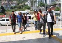 MAHMUTLAR - Alanya'da Uyuşturucu Operasyonu Açıklaması 4 Tutuklama