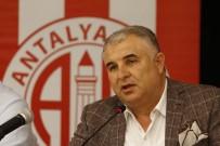 TASARRUF TEDBİRİ - Antalyaspor'un 303 Milyon TL Borcu Var