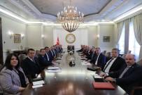 ADEM ALI YıLMAZ - ATO Yönetimi Başbakan Yıldırım'ı Ziyaret Etti