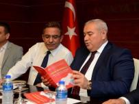 ZIRAAT MÜHENDISLERI ODASı - ATSO CHP Milletvekili Adaylarını Ağırladı
