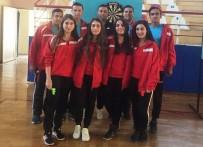 DAVUTLAR - Aydın Dartta Türkiye Finallerine Kaldı
