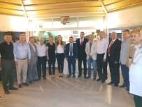 TÜRK EĞITIM SEN - Azerbaycan Cumhuriyeti'nin 100. Yılı Turgutlu'da Kutlandı