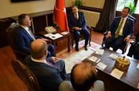 BİLİM SANAYİ VE TEKNOLOJİ BAKANLIĞI - Bakan Eroğlu Açıklaması 'Ergene Kesinlikle Tertemiz Olacak'