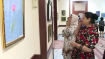 BAKÜ - Bakü'de Ebru, Tezhip Ve Çini Sergisi