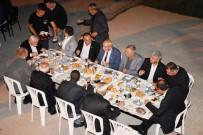 AHMET POYRAZ - Başkan Albayrak, Pınarcalı Vatandaşlarla Sahurda Buluştu