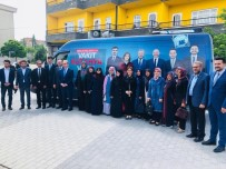 AHMET TAN - Başkan Ali Çetinbaş Açıklaması 24 Haziran'da Yeni Bir Dönem Başlıyor