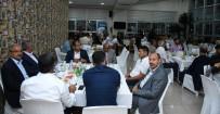 RECAİ KUTAN - Başkan Çınar, Meclis Üyeleri Ve Ailelerini İftar Yemeğinde Ağırladı