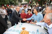 SELAHADDIN EYYUBI - Başkan Köşker Silvanlılarla Kardeşlik İftarında Buluştu