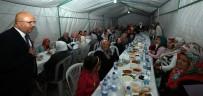AHMET DEMİR - Belediyenin Mahalle İftarları Devam Ediyor
