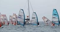 RÜZGAR SÖRFÜ - Beylikdüzü Rüzgar Sörfü Kulübü Türkiye Şampiyonu Oldu