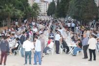 KADIR PERÇI - Birecikliler Büyükşehir'in Kardeşlik Sofrasında Buluştu