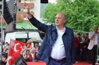 CHP'nin Cumhurbaşkanı Adayı Muharrem İnce Artvin'de