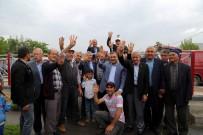 BASIRET - Dedeoğlu Ve Başkan Cabbar Salı Pazarını Ziyaret Etti