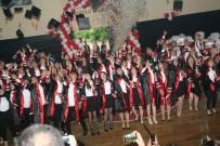 Devrek Hamidiye Lisesi'nde Mezuniyet Sevinci