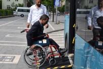 KİMLİK KARTI - Engelli Kartları Güncelleniyor