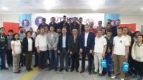 SATRANÇ FEDERASYONU - Evliye Çelebi Satranç Turnuvası Sona Erdi