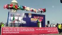 MAVİ MARMARA - Filistinliler, Mavi Marmara Anısına Gazze'den Teknelerle Denize Açıldı
