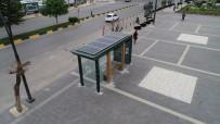 KARBON - Gaziantep'te Otobüs Durakları Enerji Üretecek