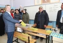 KİMLİK TESPİTİ - Gaziantep'te Seçmen Sayısı Arttı