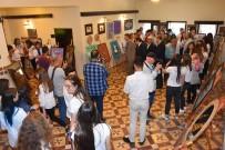 ALI SıRMALı - Görsel Sanatlar Sergisi Açıldı
