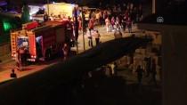 SELÇUK ECZA DEPOSU - GÜNCELLEME - Aydın'da Ecza Deposunda Yangın