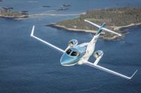 HONDA - Hondajet Elite Yeni Motor Tasarımıyla Uçuş Menzilini 400 Km Artırdı