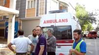 İnşaatın 4. Katından Düşen İşçi Ağır Yaralandı