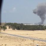 HAVAN MERMİSİ - İsrail, Gazze'ye Saldırdı