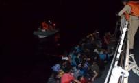 DOĞANBEY - İzmir'de 48 Göçmen Yakalandı