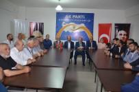 Karadağ ''Ak Parti'nin Listesi Tabanın Listesidir''