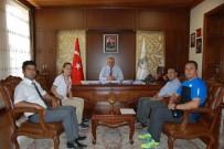 SÜLEYMAN YıLMAZ - Kaymakam Cinbir Türkiye Üçüncüsünü Ağırladı