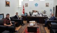 İSLAM DÜNYASI - Konya Sağlık Turizmi Derneği'nden Rektör Şeker'e Ziyaret