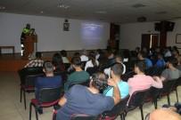TRAFİK KURALLARI - Mahkumlara Trafik Kuralları Eğitimi Verildi