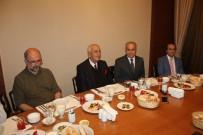 MEHMET KAVUK - Malatya Girişim Grubundan Basın Mensuplarına İftar