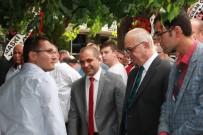 BÖBREK RAHATSIZLIĞI - Manisa'nın Siyasetçileri Cenazede Birleşti