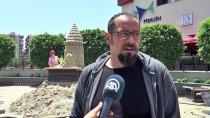 KÜÇÜK PRENS - Mersin'de kumdan heykeller yükseliyor
