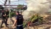 ADANALıOĞLU - Mersin'de Seraya Uyuşturucu Operasyonu