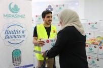 YAŞAM ŞARTLARI - Mirasımız Derneği, Kudüs'te Yaşayan Müslümanları Yalnız Bırakmıyor