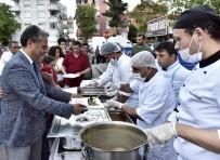 BAŞÖĞRETMEN - Muratpaşa'da 4 Mahalle İftarda Buluştu